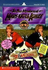 Mary Kate And Ashley New Adventures Case Of 202 Clues very good paperback