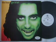 PROMO WHITE LABEL / ALICE COOPER GOES TO HELL