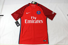 776924-601 Nike PARIS SAINT-GERMAN Home Soccer/futbol Jersey Men's Size: S $ 90