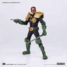 Judge Dredd Judge Dredd 1/12th Scale Action Figure 2000AD