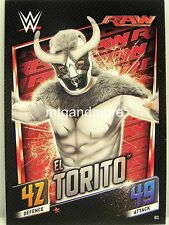 Slam Attax then now Forever - #083 el Torito