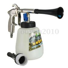 New White Car Surface Cleaning Washing Air Pulse Spray Tool With Brush Accessary