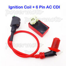 Ignition Coil AC CDI For Honda ATC XR CRF TRX 50cc 70cc 125cc 250cc 300cc Engine
