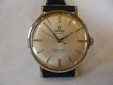 GORGEOUS 1968 OMEGA SEAMASTER AUTOMATIC minty No Reserve! Cal 550 17j AWESOME!