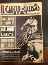 Il calcio e il ciclismo illustrato 1965 N° 38 ciclismo su pista Beghetto    23/6