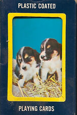Beagle Pups Full Deck Playing Cards Never Used dog