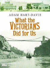 What the Victorians Did for Us,VERYGOOD Book