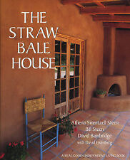 Straw Bale House ' Eisenberg, David
