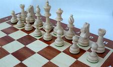 échec Tournoi - Jeu d'échecs Staunton No. 5A, échiquier 49 x 49 cm