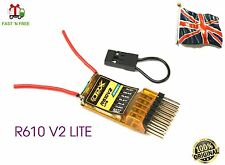 ORANGE RX R610 V2 LITE DSM2 COMPATIBLE 6CH 2.4GHZ AIR RECEIVER W/CPPM RC QUAD