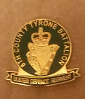 8th county tyrone ulster defence regiment udr Enamel badge British Army