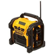 DEWALT Corded/Cordless Compact Worksite Radio # DCR018 NEW