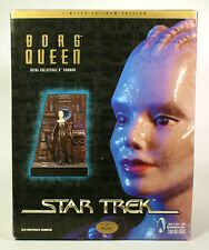 Star Trek Borg Queen Ultra collectible 6 inch figure cold cast resin limited