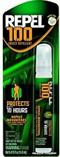 Repel 100 Travel Size Insect Mosquito Repellent Pen Spray 98% DEET 94098 .475oz