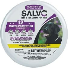 Salvotrade; Flea and Tick Collar for Dogs  Large