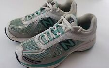 New Balance Shoes Size 7 Running Walking Cross Training Teal White