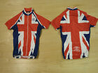 UNION JACK SHORT SLEEVE CYCLING JERSEY SIZES M/L/XL/XXL/3XL UK P&P FREE