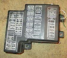 1997 Mitsubishi Talon fuse relay center box