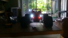 LED LIGHT KIT RC CAR MONSTER TRUCK TRUGGY NITRO GAS TRAXXAS HPI LOSI waterproof