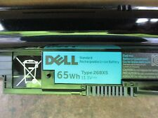 BOX OF 16 GENUINE SEALED NEW NEVER USED DELL 268X5 BATTERY DP/N: 0M0P79