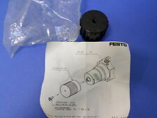FESTO RO02 ADJUSTING KNOB BLACK *NEW*