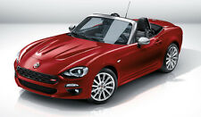 BBR Fiat 124 Spider Anniversary Red Deluxe w/case LE 124pcs 1:18 *New Item!