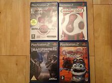 Brian Lara, Crazy Frog, Manager 2007, Transformers The Game (PS2) PlayStation2