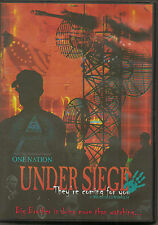 ONE NATION UNDER SIEGE:THEY'RE COMING FOR YOU DVD~NEW WORLD ORDER CONSPIRACY~NWO