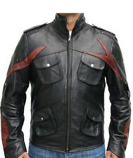 Classyak Men Alex Mercer Real Leather Jacket, Quality Leather & Stitching, Xs-5x