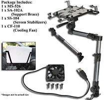 *Bundle Sale*Mobotron Heavy-Duty Vehicle Laptop Mount, (MS-526B)