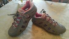 TEVA Gamma Womens Hydro Water Sports Shoes Sneakers #6885 Gray/Pink size US 9