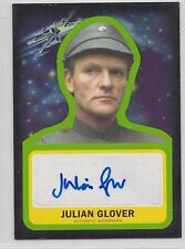 JULIAN GLOVER 2015 TOPPS STAR WARS JOURNEY TO FORCE AWAKENS AUTOGRAPH AUTO SP