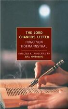 New York Review Books Classics: The Lord Chandos Letter : And Other Writings...