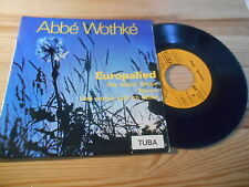"7"" Religion Abbe Wothke - Europalied (4 Song) TUBA REC / C.E.D. FRANCE"