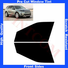 Pre Cut Window Tint Land Rover Discovery Sport 5D 2014-.. Front Sides Any Shade