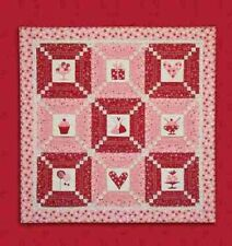 Pieces from my Heart - Sweet Treats Pattern FREE US SHIPPING