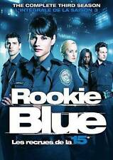 Rookie Blue: Complete Third Season 3 (DVD, 2013, English & Français)