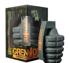 GRENADE THERMO DETONATOR 44 CAPS FAT BURNER WEIGHT LOSS
