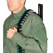 MOSSBERG 500 TACTICAL SHOTGUN AMMO SLING/BANDOLEER (25 SHELLS) *100% USA MADE*
