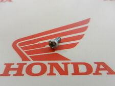 Honda SL 125 Special Screw Pan Cross 3x6 Genuine New