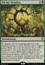 Eid der Druiden (Oath of Druids) Commander 2016 Magic