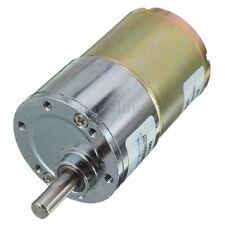 12V DC 300RPM High Torque Motoriduttore Velocità Controllo Elettrico Motore