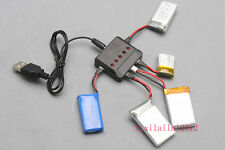 NEW 3.7V 5 in 1 Lipo Battery Adapter Charger USB Interface for Syma X5 X5C X5C-1