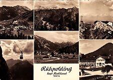 Ruhpolding , Ansichtskarte , 1970 gelaufen