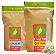 NUTRIENT WISE Detox Tea - Natural Weight loss Slimming Supplement & Diet Product