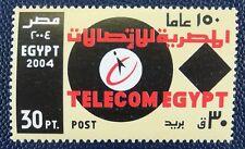 ÄGYPTEN EGYPT 2004 150 Jahre Telegraphie Telecom 2240 ** MNH