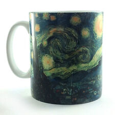 NEW STARRY NIGHT VINCENT VAN GOGH PAINTING GIFT MUG CUP PRESENT ARTIST ART