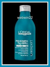 L'OREAL PRO-KERATIN REFILL incell Shampoo damaged fragile weak hair 250ml