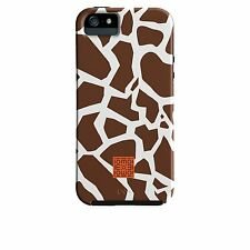 New  Case-Mate Giraffe Print Tough Case/Cover for iPhone 4 & 4S