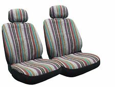 Baja Inca Seat Covers Pair Front Row Saddle Blanket Ford Escape